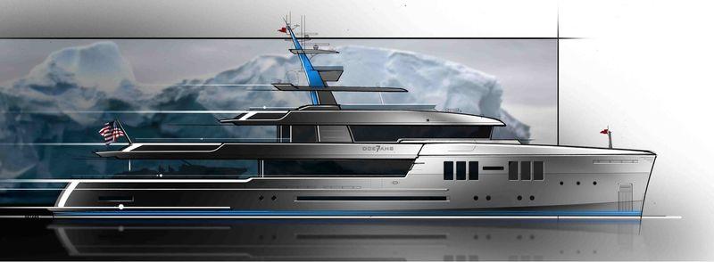 Setzer 7 Oceans explorer exterior design
