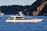 Azzurra II Yacht CRN