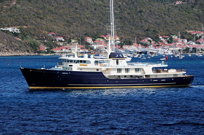 Intuition II in the Caribbean