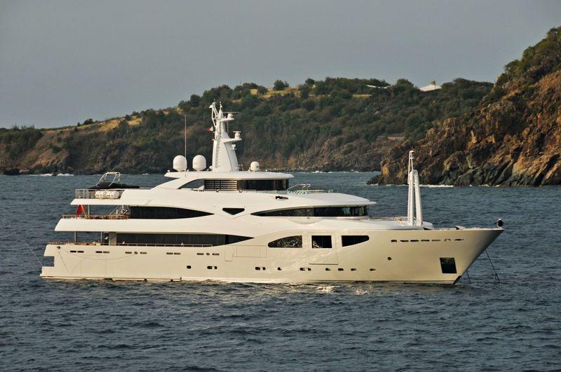 MARAYA yacht CRN