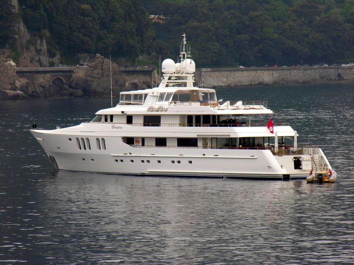 MOATIZE yacht Pendennis