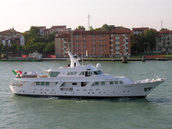 EL CARAN yacht Benetti