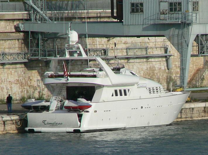 AN yacht Vitters