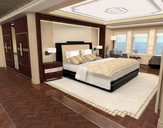 Griffin 66 interior design