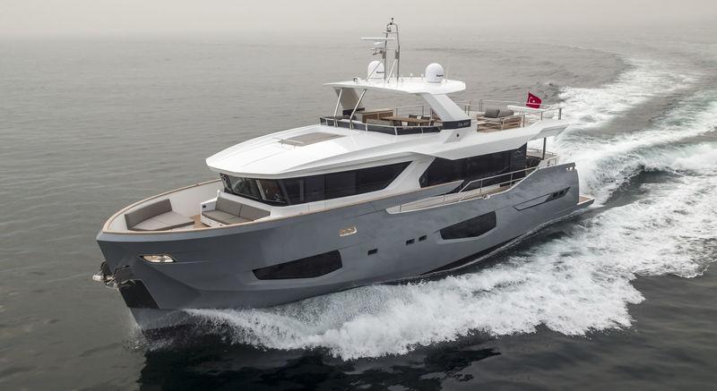 GIOIA yacht Numarine