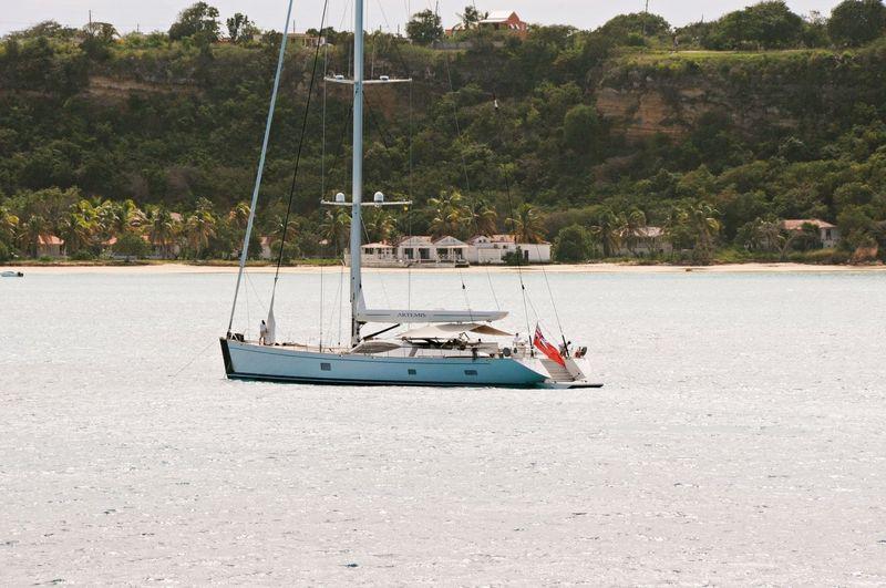Artemis in the Caribbean