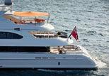 Book Ends Yacht Bannenberg & Rowell Design