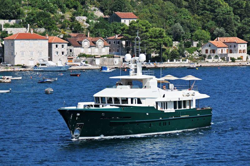 Grand Cru III in the Mediterranean