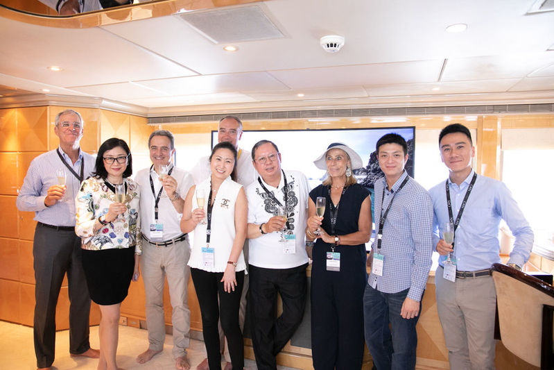 Camper & Nicholsons Asia team