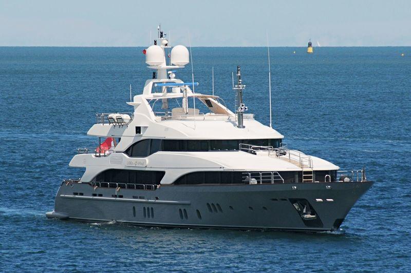 JUSTA DELIA yacht Benetti