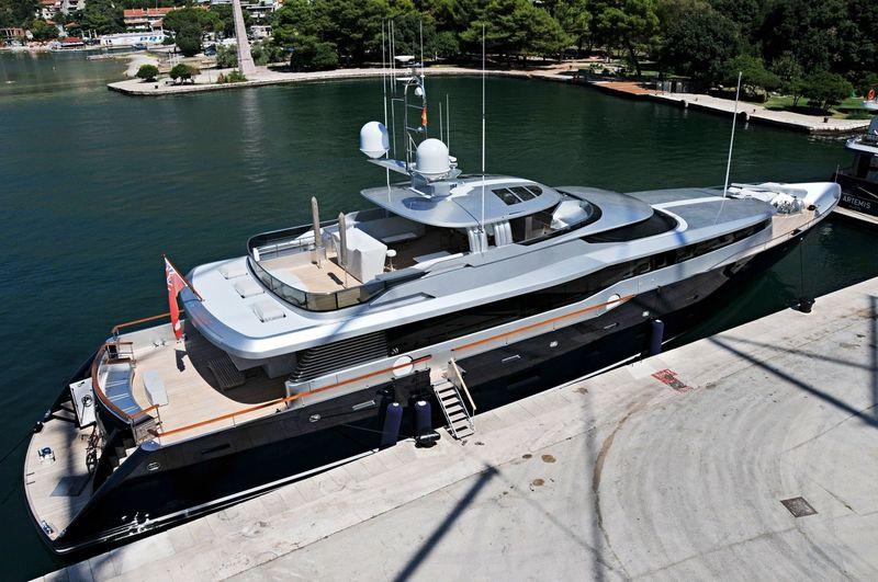 GAZELLE yacht Alloy