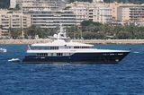 Princess Too anchored off Cannes
