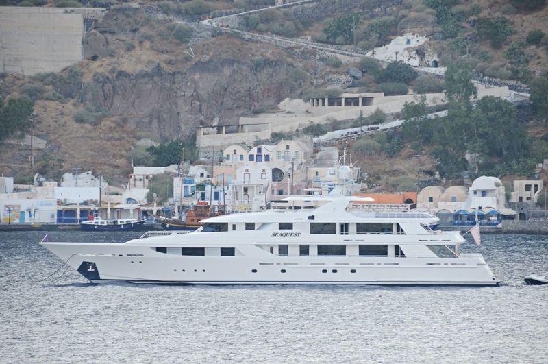 Seaquest in the Mediterranean