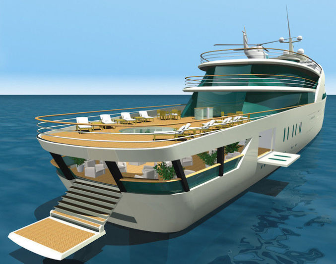 SWIFT 135 yacht ADM Shipyards