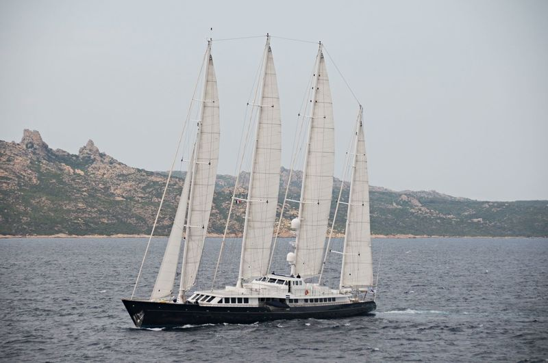 ENIGMA yacht DCAN