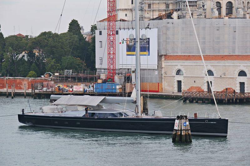 MYSTERE yacht Vitters