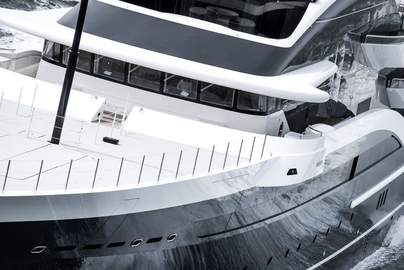 Oceanco SHARK seatrials