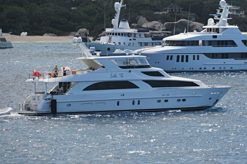 LIMITLESS yacht Hargrave