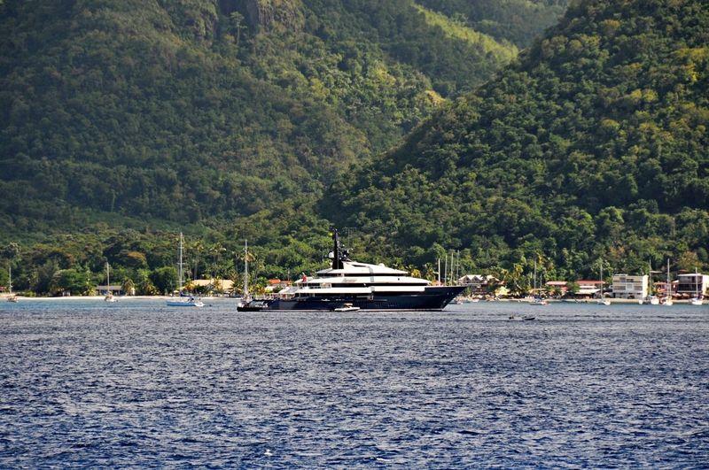 Seven Seas in the Caribbean