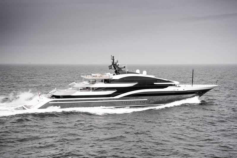 DAR yacht Oceanco