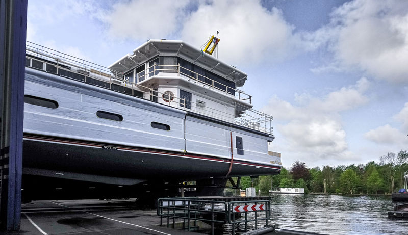 Sherpa Launch Feadship