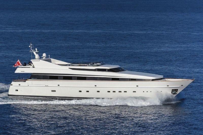 ADAMAS III yacht Cantieri di Pisa