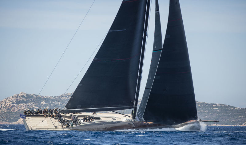 Open Season at the Loro Piana Superyacht Regatta