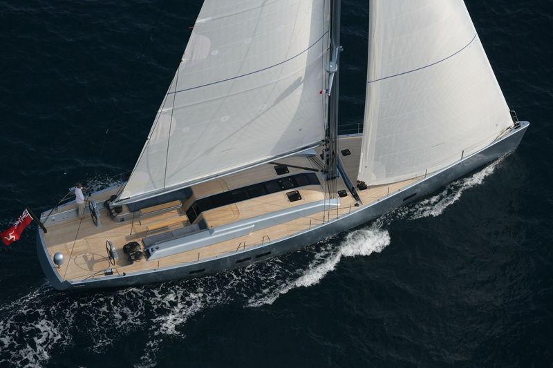 RYOKAN 2 yacht Wally
