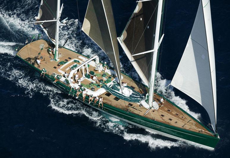 Nariida by Wally Yachts