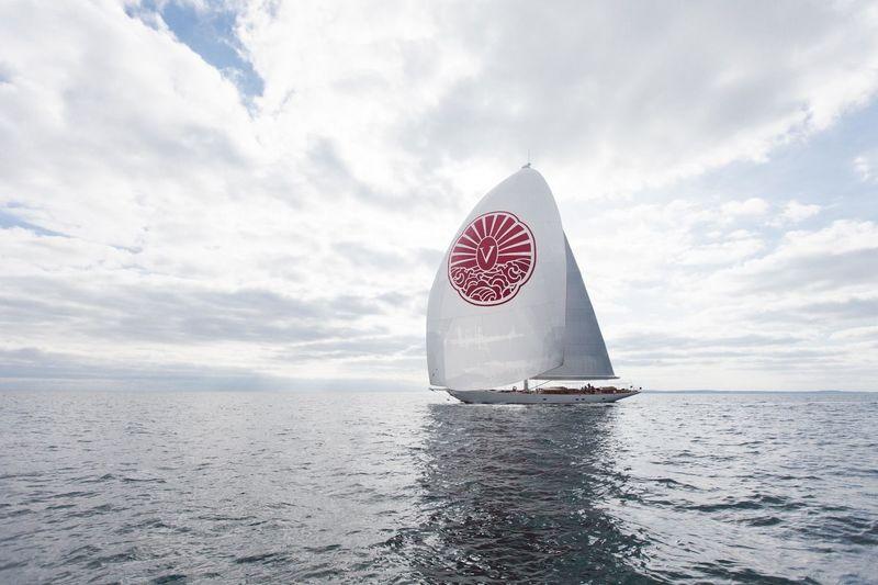 Vijonara sailing