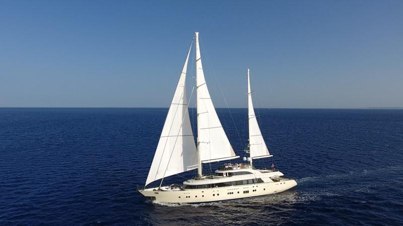ARESTEAS yacht Aresteas Yachting