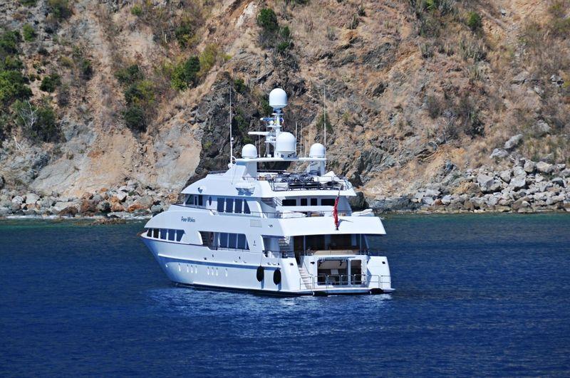DUMB LUCK yacht Palmer Johnson