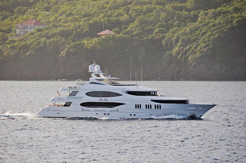 IMPROMPTU yacht Trinity