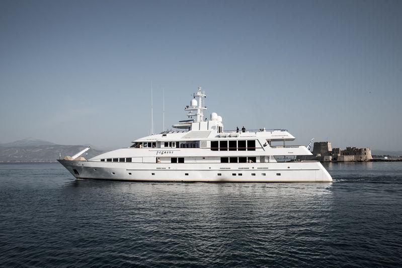 PEGASUS yacht Feadship
