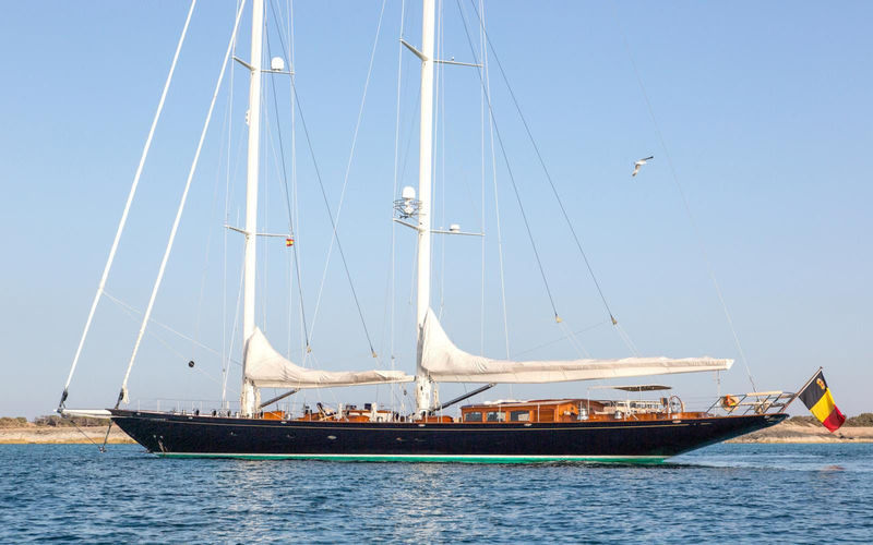 SEABISCUIT yacht Holland Jachtbouw