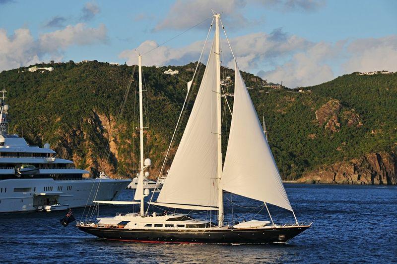ANTARA yacht Perini Navi