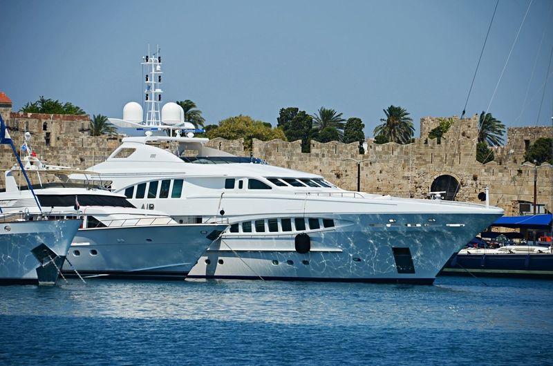 RAY yacht Heesen