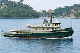Ariete Primo Yacht Dunston Shipyard
