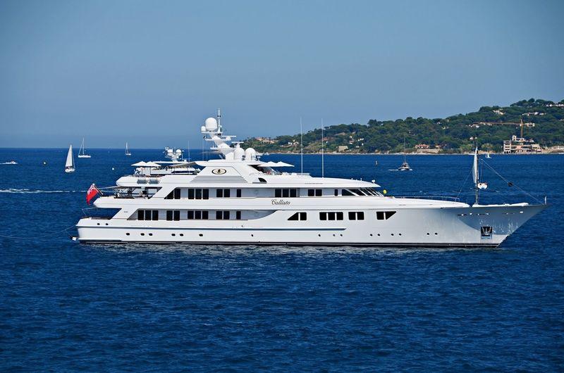 CALLISTO yacht Feadship