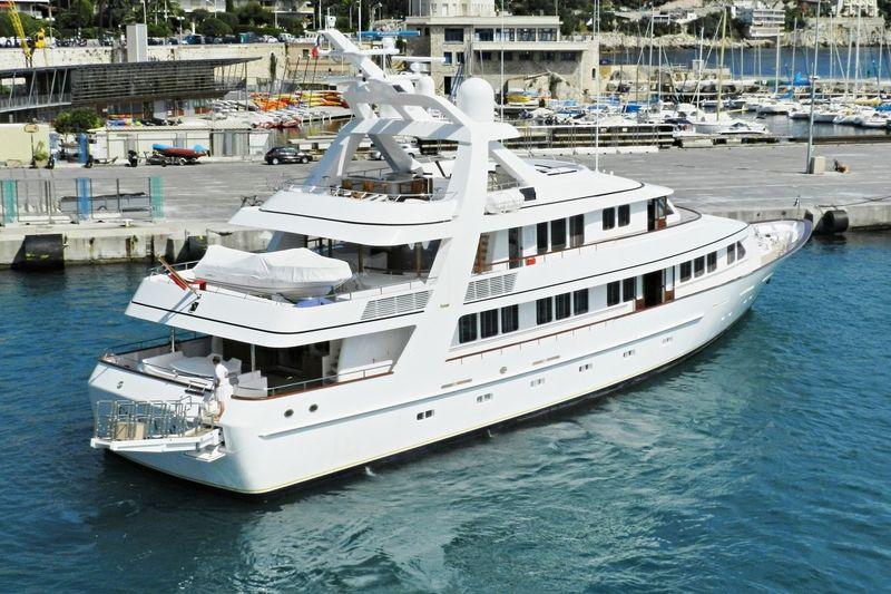 CORINTHIAN yacht Feadship