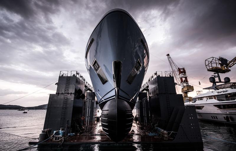 Launch SanLorenzo 500EXP Ocean Dreamwalker 3