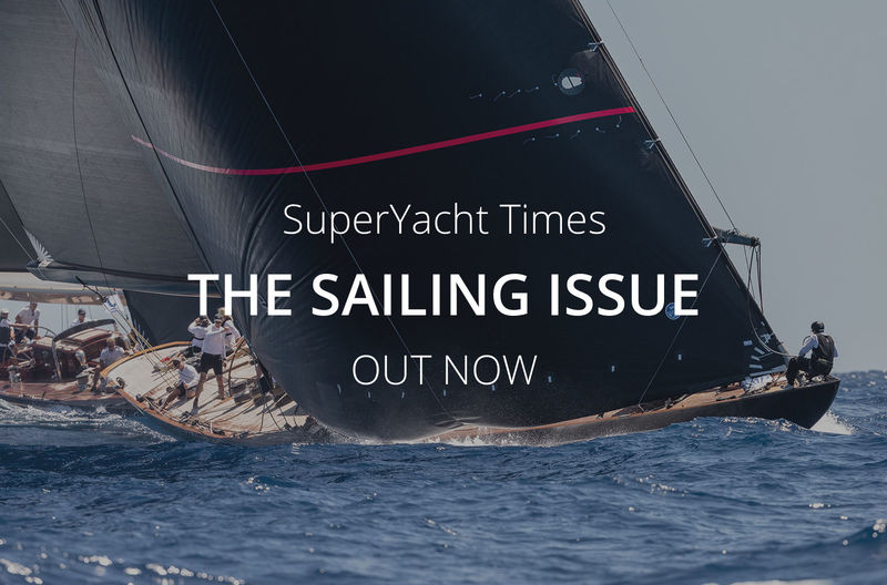 SYT Sailing issue marketing