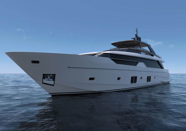 GENOA yacht Sanlorenzo