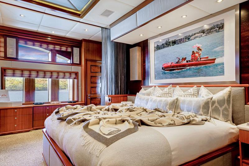 Ocean Club main stateroom