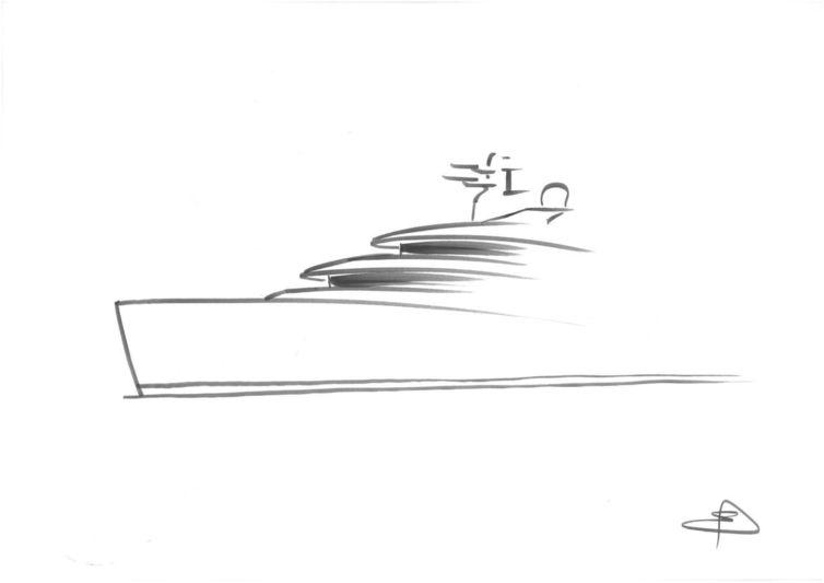 Nobiskrug Project 794 sketch