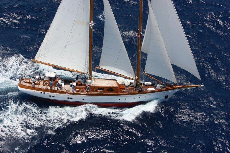 SELJM yacht Sangermani