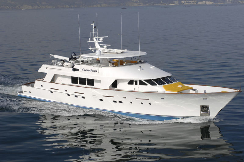 OCEAN PEARL yacht Christensen