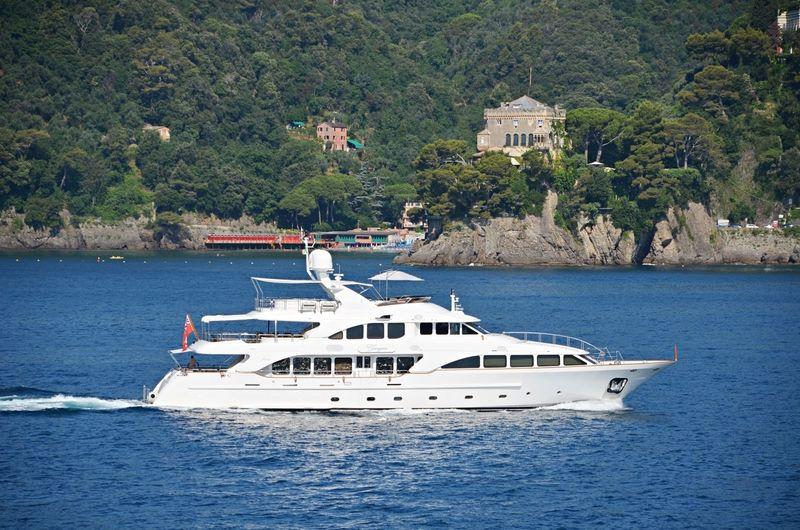 GIORGIA yacht Benetti