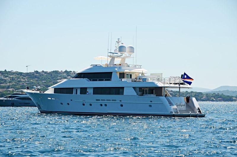 GODSPEED yacht Westport