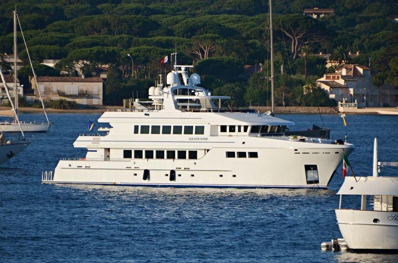 GOLDEN HORN yacht R.B.Dereli